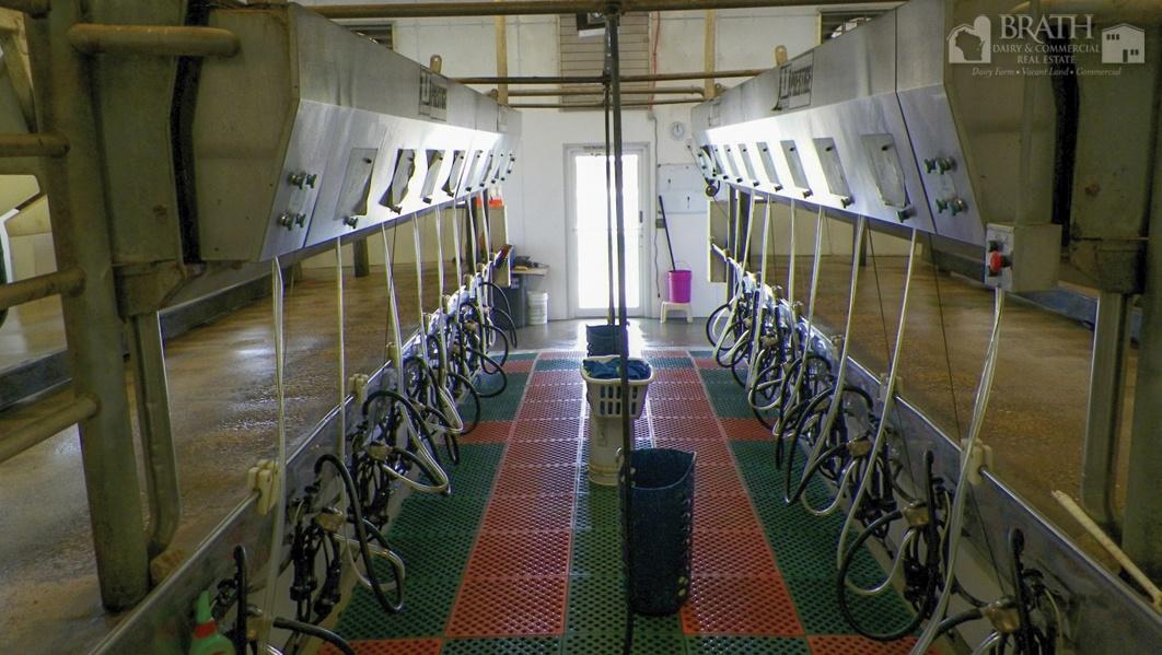 Wisconsin Dairy Farms for Sale: Ron Brath, dairy farm sales