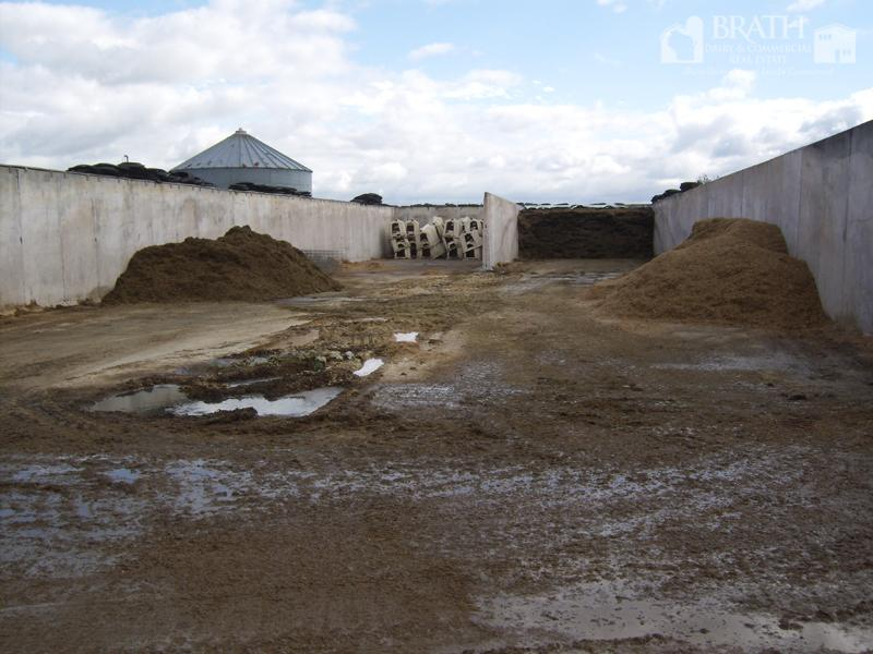 30' x 100' Cement Feed Bunker