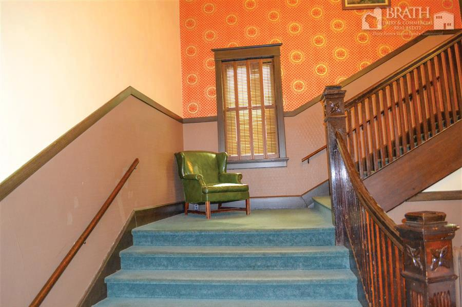 Lovely Stair Case Leading To The Ballroom